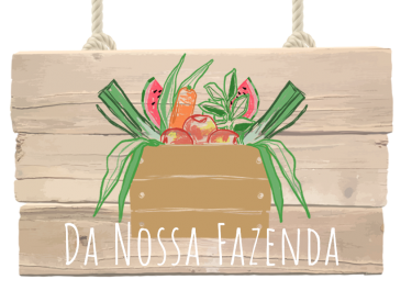 Da Nossa Fazenda! From the garden with love!