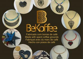 "BeKoffee! Accessories with a ""smell"" of coffee!"